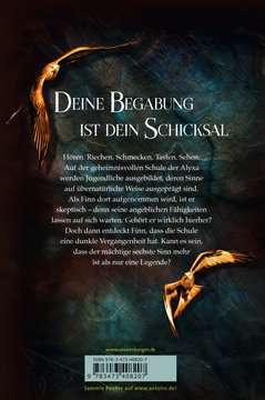 40820 Kinderliteratur Die Schule der Alyxa, Band 1: Der dunkle Meister von Ravensburger 3