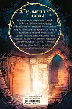40822 Kinderliteratur Podkin Einohr, Band 2: Das Geheimnis im Finsterbau von Ravensburger 3