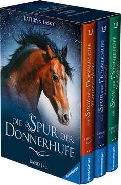 40823 Kinderliteratur Die Spur der Donnerhufe, Band 1-3: Flammenschlucht, Sternenfeuer, Nebelberge von Ravensburger 2