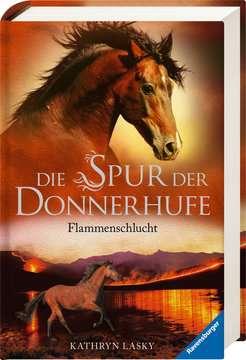 40823 Kinderliteratur Die Spur der Donnerhufe, Band 1-3: Flammenschlucht, Sternenfeuer, Nebelberge von Ravensburger 12