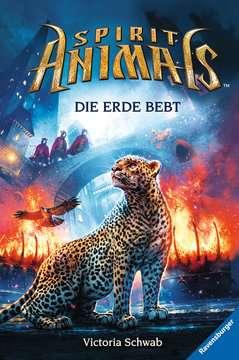 40826 Kinderliteratur Spirit Animals, Band 9: Die Erde bebt von Ravensburger 1