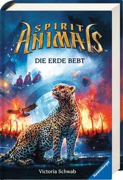 40826 Kinderliteratur Spirit Animals, Band 9: Die Erde bebt von Ravensburger 2