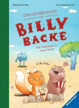 Das große Buch von Billy Backe Kinderbücher;Bilderbücher und Vorlesebücher - Bild 1 - Ravensburger