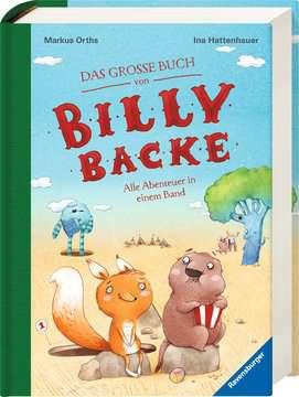 Das große Buch von Billy Backe Kinderbücher;Bilderbücher und Vorlesebücher - Bild 2 - Ravensburger