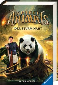 40834 Kinderliteratur Spirit Animals, Band 10: Der Sturm naht von Ravensburger 2