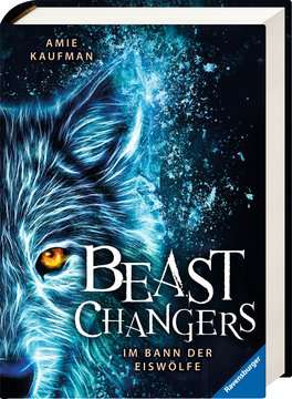 40837 Kinderliteratur Beast Changers, Band 1: Im Bann der Eiswölfe von Ravensburger 2