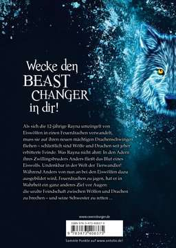 40837 Kinderliteratur Beast Changers, Band 1: Im Bann der Eiswölfe von Ravensburger 3