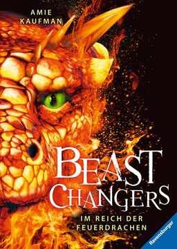 40841 Kinderliteratur Beast Changers, Band 2: Im Reich der Feuerdrachen von Ravensburger 1