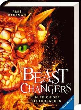 40841 Kinderliteratur Beast Changers, Band 2: Im Reich der Feuerdrachen von Ravensburger 2