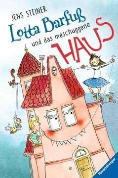 40843 Kinderliteratur Lotta Barfuß und das meschuggene Haus von Ravensburger 1