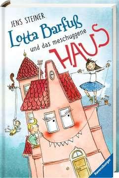 40843 Kinderliteratur Lotta Barfuß und das meschuggene Haus von Ravensburger 2