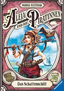 40845 Kinderliteratur Aleja und die Piratinnen, Band 1: Das Schattenschiff von Ravensburger 1