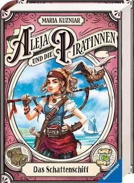 40845 Kinderliteratur Aleja und die Piratinnen, Band 1: Das Schattenschiff von Ravensburger 2