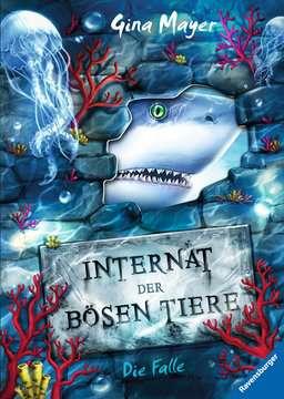 40847 Kinderliteratur Internat der bösen Tiere, Band 2: Die Falle von Ravensburger 1