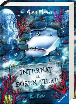 40847 Kinderliteratur Internat der bösen Tiere, Band 2: Die Falle von Ravensburger 2