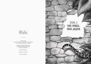 40847 Kinderliteratur Internat der bösen Tiere, Band 2: Die Falle von Ravensburger 5