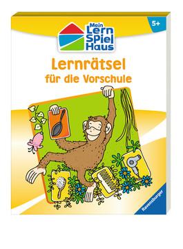 Lernrätsel für die Vorschule Kinderbücher;Lernbücher und Rätselbücher - Bild 2 - Ravensburger