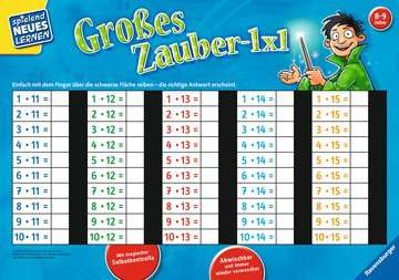 Großes Zauber-1x1 Kinderbücher;Lernbücher und Rätselbücher - Bild 1 - Ravensburger