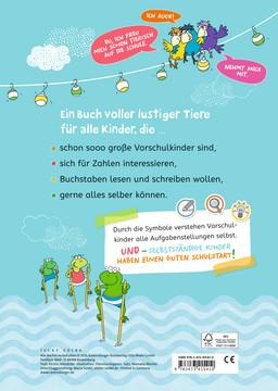 Mein großes Vorschulbuch Kinderbücher;Lernbücher und Rätselbücher - Bild 3 - Ravensburger