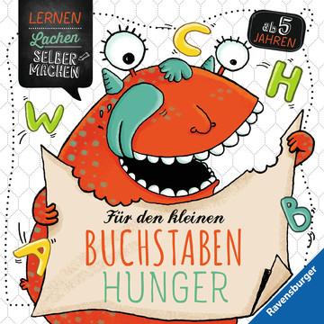 Für den kleinen Buchstabenhunger Kinderbücher;Lernbücher und Rätselbücher - Bild 1 - Ravensburger