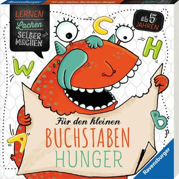 Für den kleinen Buchstabenhunger Kinderbücher;Lernbücher und Rätselbücher - Bild 2 - Ravensburger