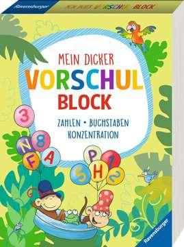 Mein dicker Vorschulblock Kinderbücher;Lernbücher und Rätselbücher - Bild 2 - Ravensburger