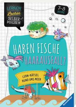 Haben Fische Haarausfall? Lernen und Fördern;Lernbücher - Bild 2 - Ravensburger