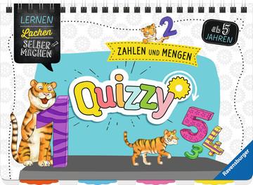 Quizzy: Zahlen und Mengen Lernen und Fördern;Lernbücher - Bild 1 - Ravensburger