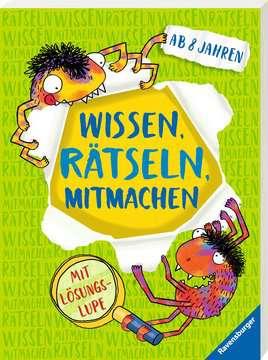 Wissen, Rätseln, Mitmachen Lernen und Fördern;Lernbücher - Bild 2 - Ravensburger