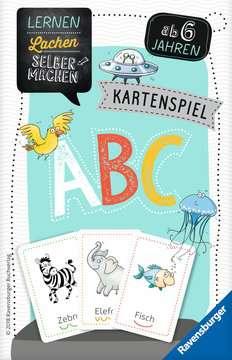 41579 Kinderspiele Kartenspiel ABC von Ravensburger 1