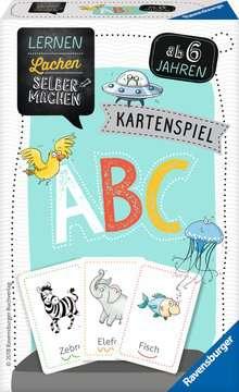 41579 Kinderspiele Kartenspiel ABC von Ravensburger 2
