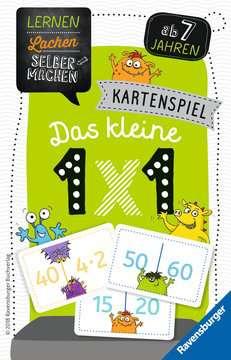 41581 Kinderspiele Kartenspiel Das kleine 1x1 von Ravensburger 1