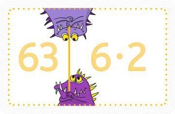 41581 Kinderspiele Kartenspiel Das kleine 1x1 von Ravensburger 5