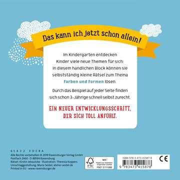 Im Kindergarten: Farben und Formen Kinderbücher;Lernbücher und Rätselbücher - Bild 3 - Ravensburger