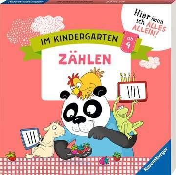 41590 Lernbücher und Rätselbücher Im Kindergarten: Zählen von Ravensburger 2
