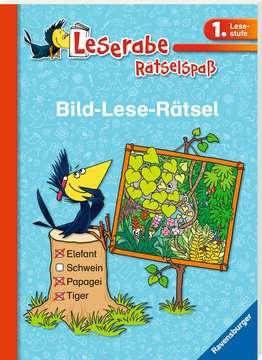 41591 Lernbücher und Rätselbücher Bild-Lese-Rätsel (1. Lesestufe) von Ravensburger 2