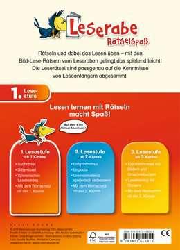 41591 Lernbücher und Rätselbücher Bild-Lese-Rätsel (1. Lesestufe) von Ravensburger 3