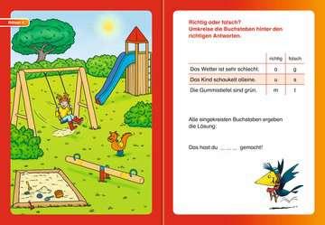 41591 Lernbücher und Rätselbücher Bild-Lese-Rätsel (1. Lesestufe) von Ravensburger 4