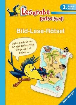 41592 Lernbücher und Rätselbücher Bild-Lese-Rätsel (2. Lesestufe) von Ravensburger 1