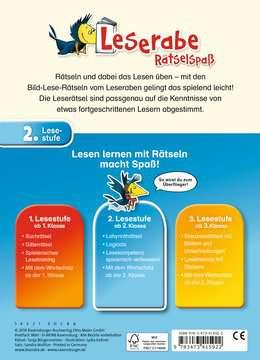 41592 Lernbücher und Rätselbücher Bild-Lese-Rätsel (2. Lesestufe) von Ravensburger 3