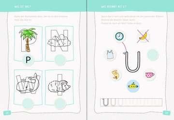 Buchstaben-Sticker-Rätsel Kinderbücher;Lernbücher und Rätselbücher - Bild 4 - Ravensburger