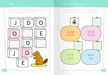 41593 Lernbücher und Rätselbücher Buchstaben-Sticker-Rätsel von Ravensburger 5