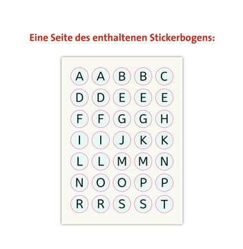 41593 Lernbücher und Rätselbücher Buchstaben-Sticker-Rätsel von Ravensburger 6