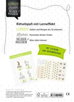 41594 Lernbücher und Rätselbücher Zahlen-Sticker-Rätsel von Ravensburger 3