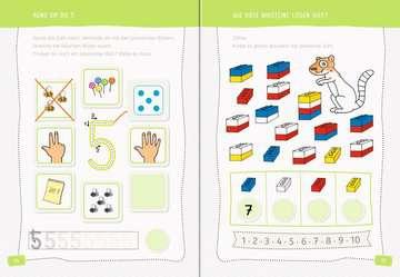 41594 Lernbücher und Rätselbücher Zahlen-Sticker-Rätsel von Ravensburger 4