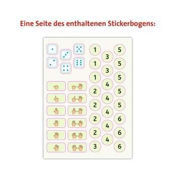 41594 Lernbücher und Rätselbücher Zahlen-Sticker-Rätsel von Ravensburger 6
