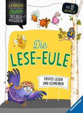 41595 Lernbücher und Rätselbücher Die Lese-Eule von Ravensburger 1