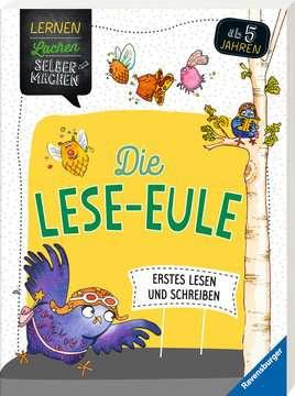 41595 Lernbücher und Rätselbücher Die Lese-Eule von Ravensburger 2