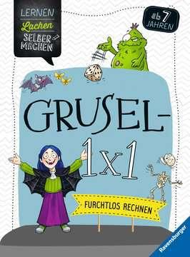 41596 Lernbücher und Rätselbücher Grusel-1x1 von Ravensburger 1