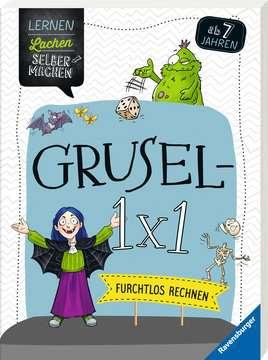 Grusel-1x1 Kinderbücher;Lernbücher und Rätselbücher - Bild 2 - Ravensburger